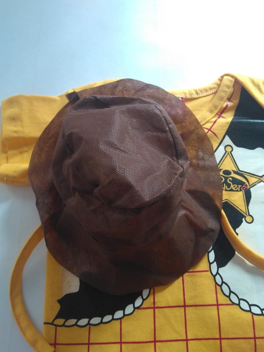 body disfraz bebe vaquero toy story woody con gorrito. Cargando zoom. c6ca685f56b