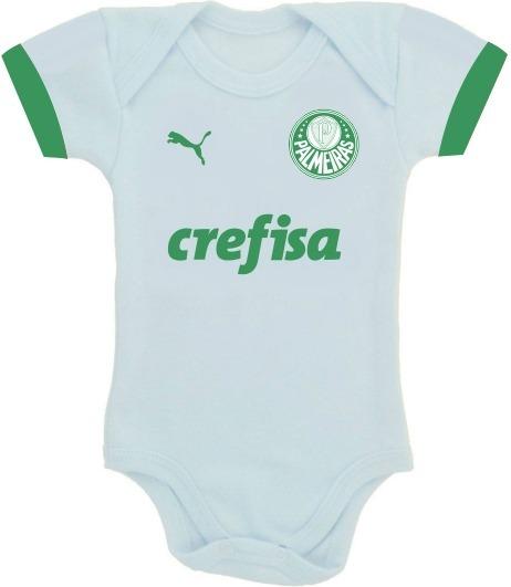 Body Do Palmeiras Personalizado Menino Frete Grátis - R  70 d6c7cf8a9b457