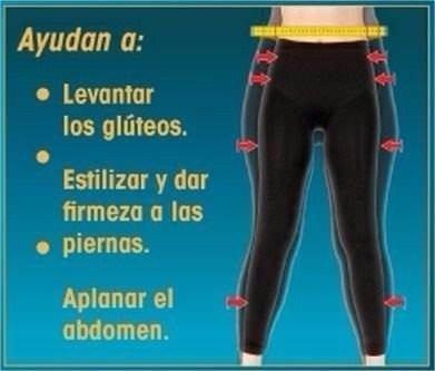 body elegance leggins levata gluteos mallones envio incluido