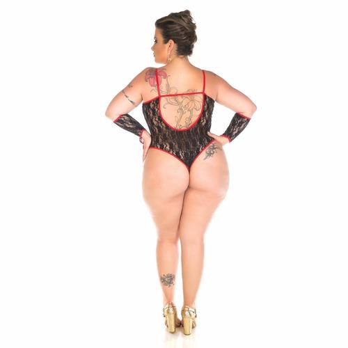 body espanhola plus size