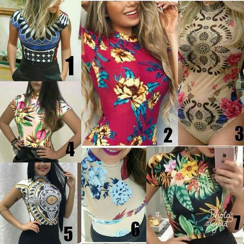 body estampa etnica etnico moda verão 2018 lançamento lindos