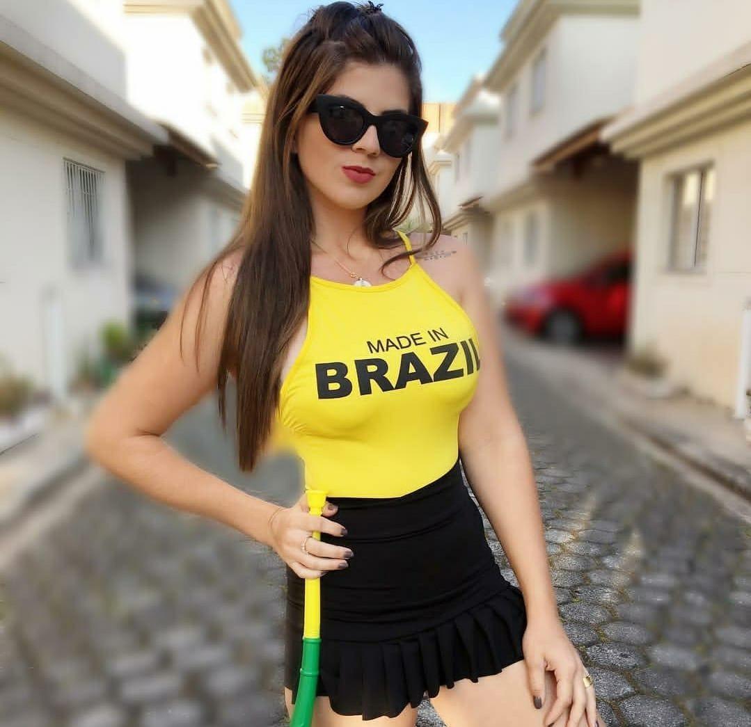 f00862ccd body feminino seleção - brasil copa do mundo lançamento 2018. Carregando  zoom.