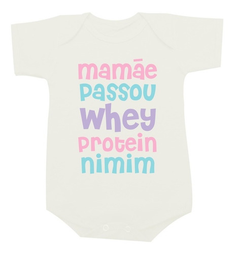 body frases mamãe passou whey protein nimin suplementos