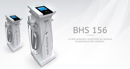 body health equipo 156 venery + bhs 201 ( escucho oferta!)