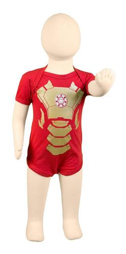 body homem de ferro/ iron man