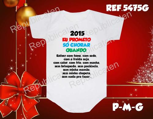 body infantil ano novo bori natal festas desejos para 2015