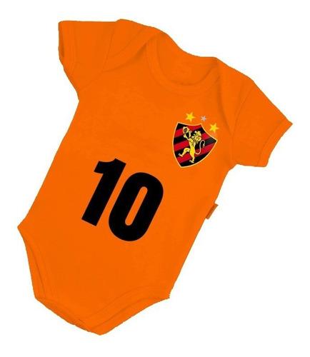 body infantil bebê sport recife bory roupinha b043lj