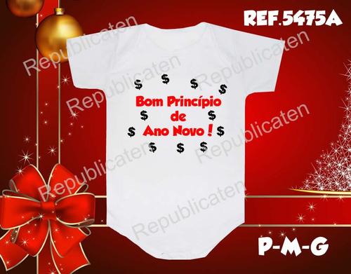 body infantil bori bebê natal festas promessas para ano novo