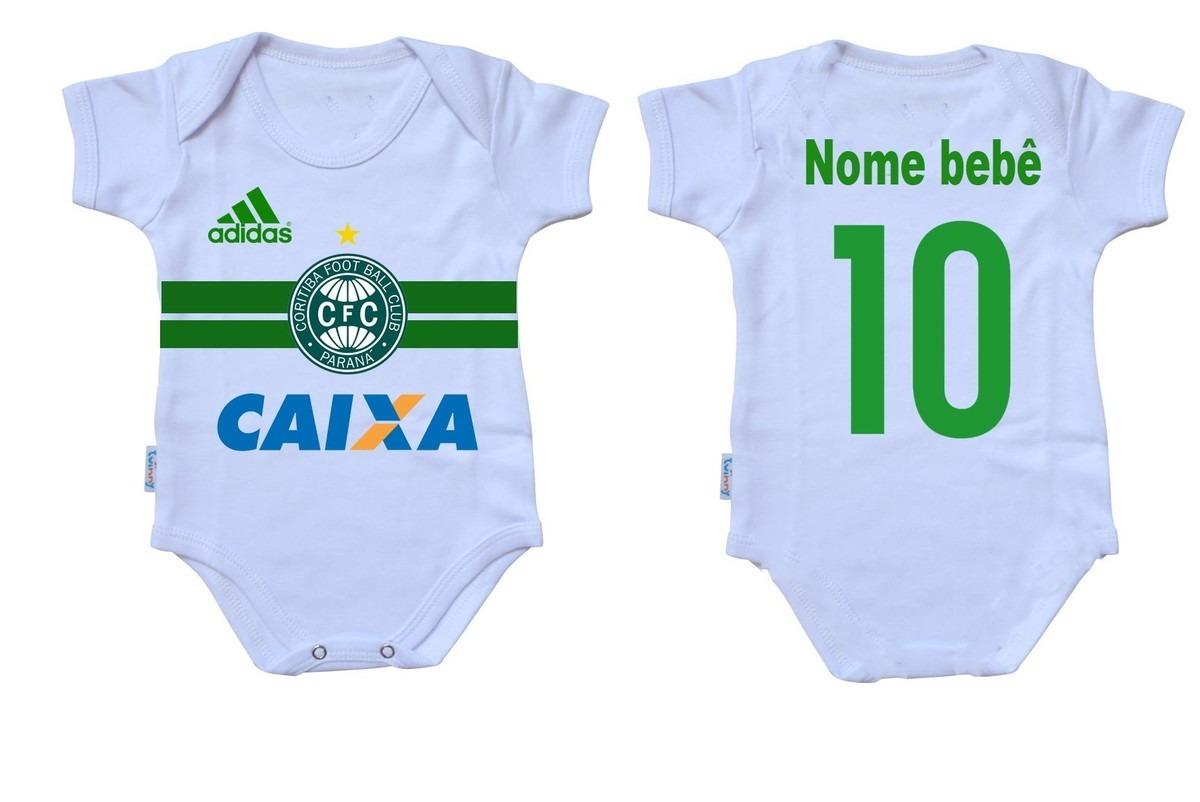 ae09ee828d body infantil bory bebê bori nenê coritiba pr time futebol. Carregando zoom.