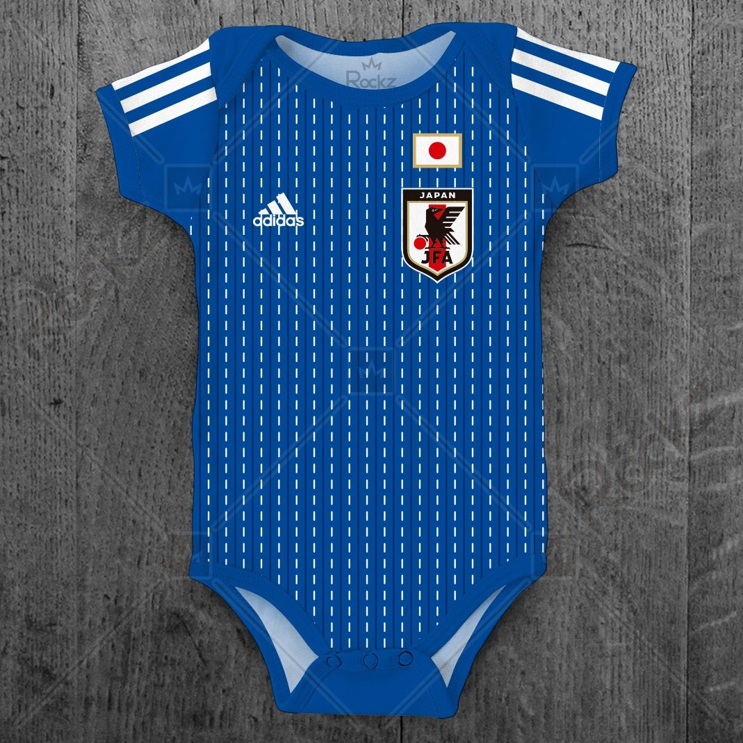 body infantil japão seleção personalizado c  nome bebê. Carregando zoom. 1e3743aa0d42f