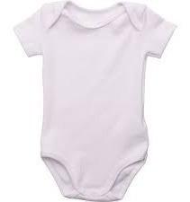 body infantil sem a  estampa cores 100% algodão