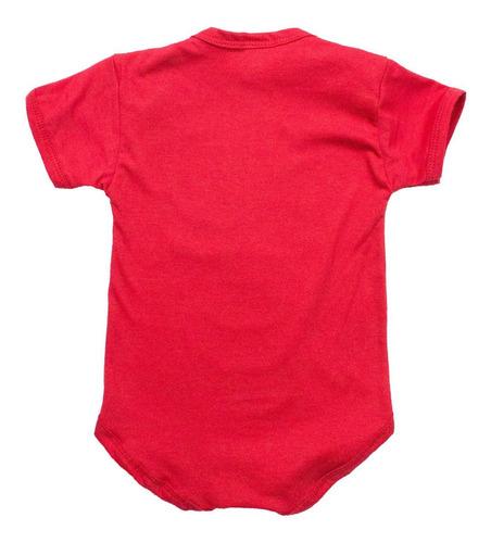 body infantil traje homem de ferro - super herois baby