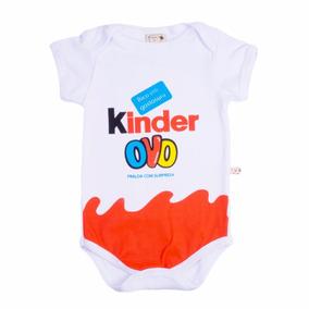 4c189dc4c843b4 Body Kinder Ovo Surpresa Pingion/milkfun