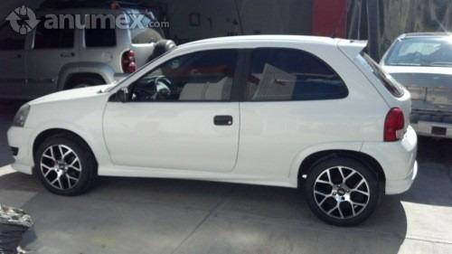 Body Kit Chevy C3 (sin Aleron) 2008-2013 - $ 2,150.00 en ...
