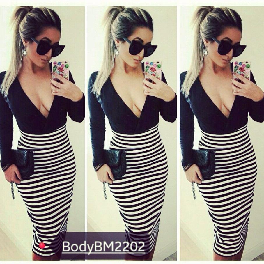 80b51c5fa Body Kit Com 6 Moda Instagran Facebook Panicat - R  220