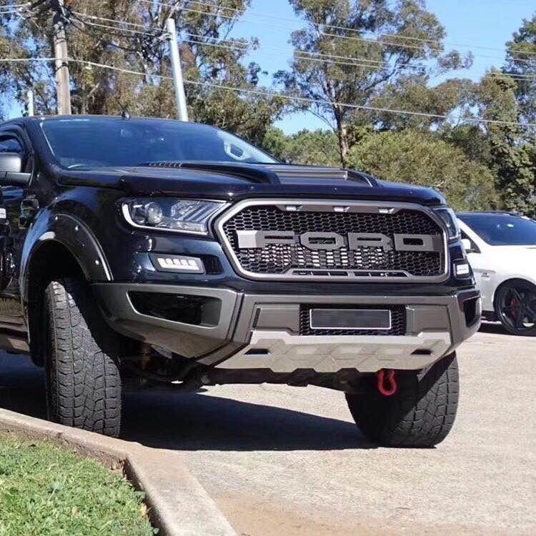 body kit ford ranger tipo raptor 2015 al 2019 u s 699 00. Black Bedroom Furniture Sets. Home Design Ideas