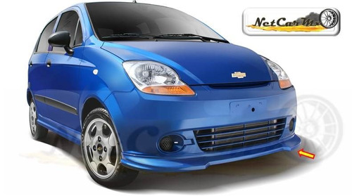 body kit gm matiz 2006 2016 original poliuretano garantia