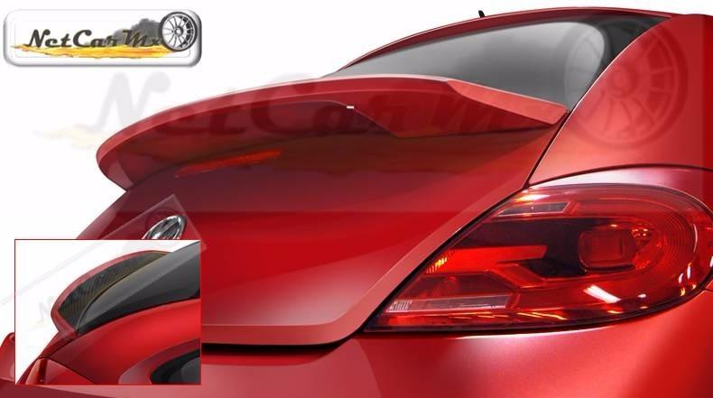 body kit spoilers vw beetle turbo   original poliure  en mercado libre