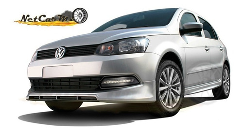 body kit  vw gol hb 2013 2016 original poliuretano