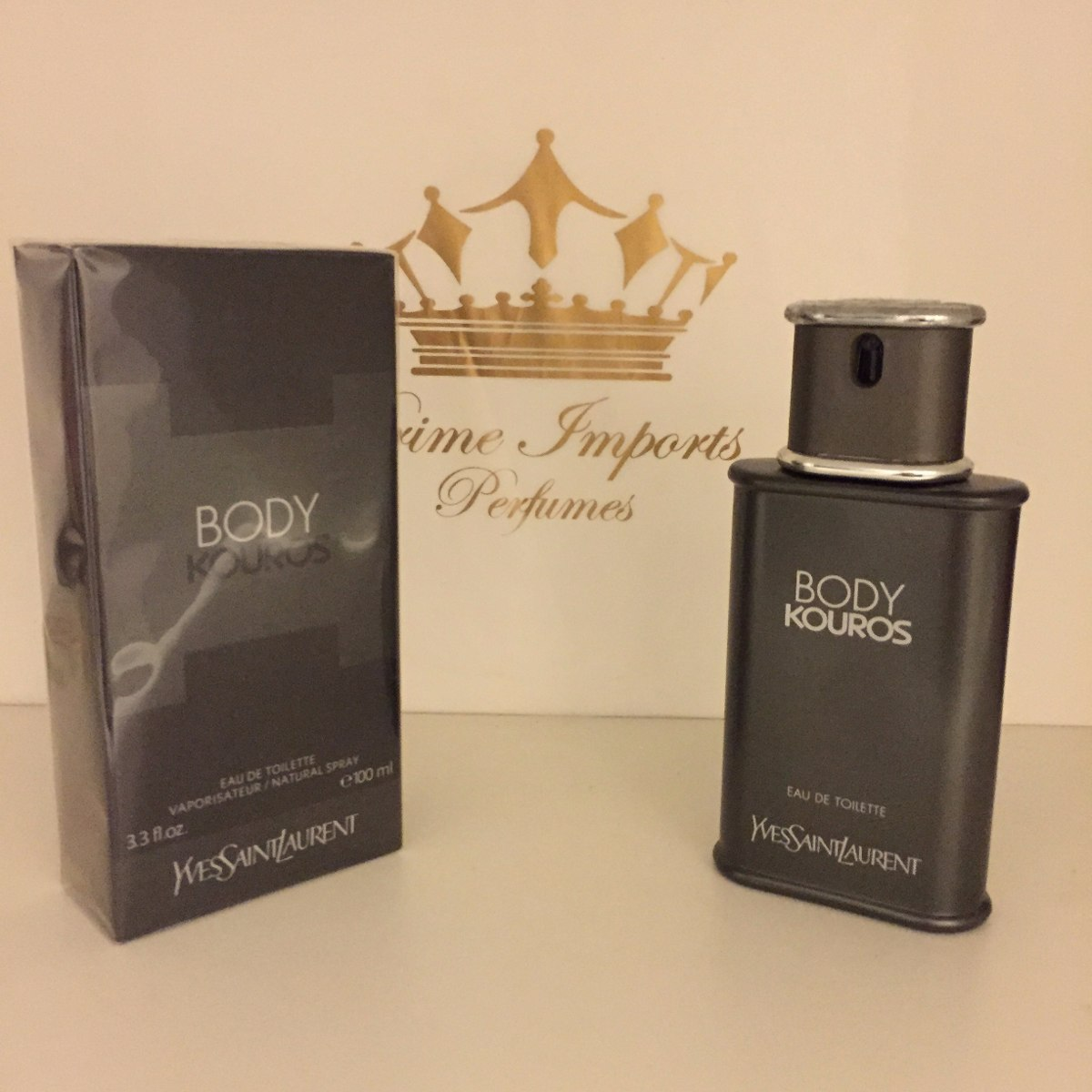 Perfumes Body Kouros: Yves Saint Laurent- Masculino- Original