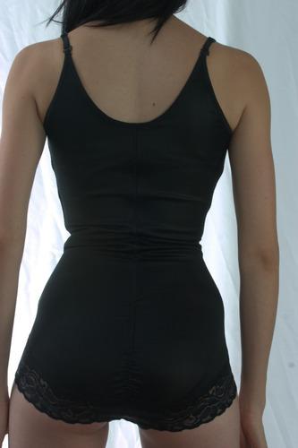 body latex reduce moldea accion magnetica power net negro