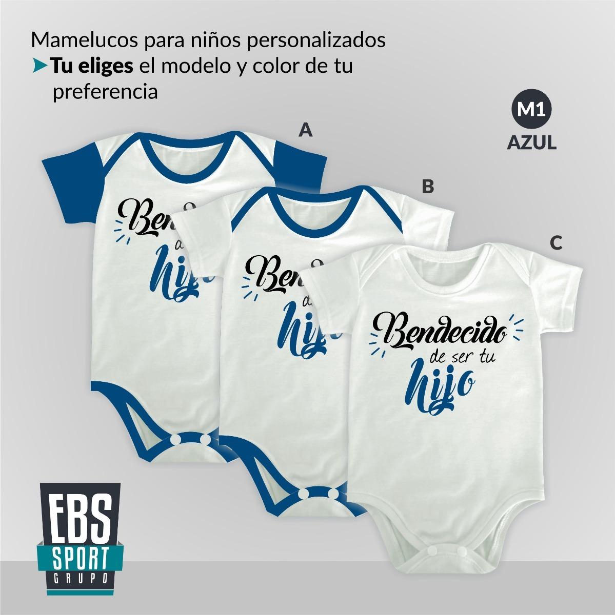 Body Mameluco Para Bebe Bebes Niños Personalizados - $ 25.000 en ...