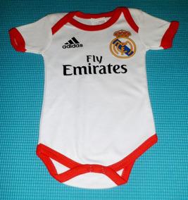 amplia selección tienda oficial hacer un pedido Body Mameluco Real Madrid Para Bebe Más Obsequio