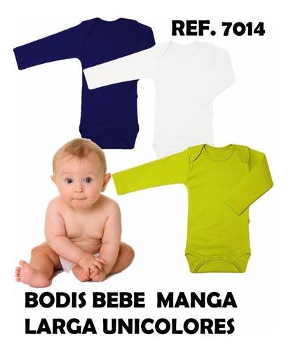 body mamelucos bebes manga larga bodi detal y mayor algodon