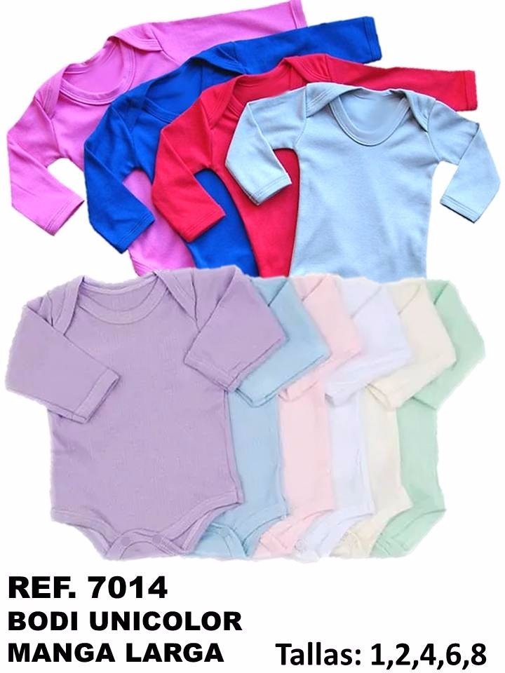 f21479d12 body mamelucos bebes manga larga unicolor en algodón bodi. Cargando zoom.