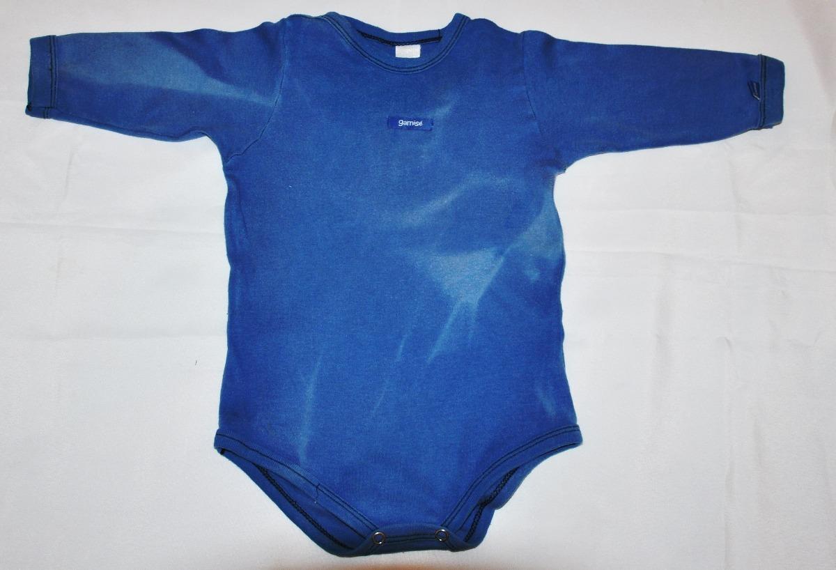 d0c8cd11b body manga larga gamise bebe varon talle 4 invierno. Cargando zoom.