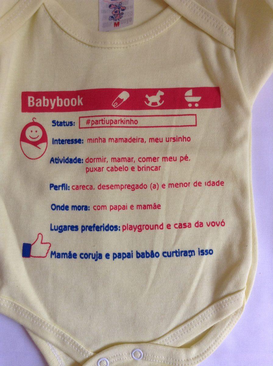 Body Masculino Infantil Menino Personalizado Criativo Frases R 29