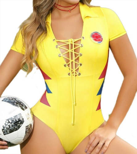 body mi seleccion colombia control abdomen !!envio gratis