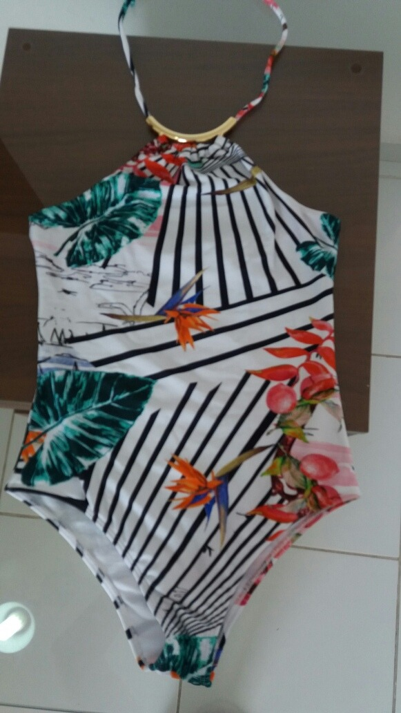 c1659542f body moda praia frente única (diamantes lingerie ). Carregando zoom.