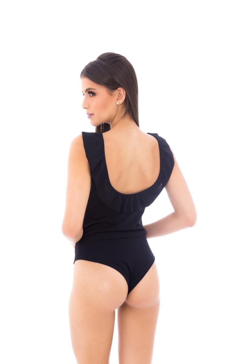 b26b4918d4e9 Body Moda Vicio Regata Com Babado Feminino - R$ 59,90 em Mercado Livre