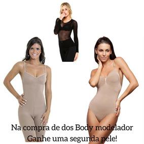 674643606 Cinta Modeladora Selene Body Alça Calcinha Alta Compressão. 30 vendidos -  São Paulo · Body Modelador Cinta Redutora Macaquinho 2 Peças Mais Brinde