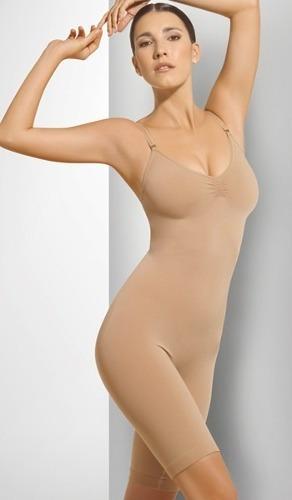 body modelador con pierna. realza gluteos. post quirúrgico