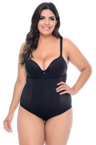 4d6725ac8 Body Tule Plus Size - Calçados, Roupas e Bolsas no Mercado Livre Brasil