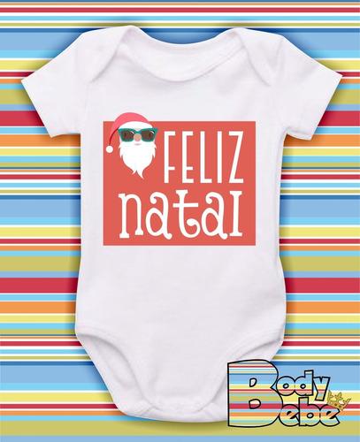 body natal - feliz natal - modelo 11