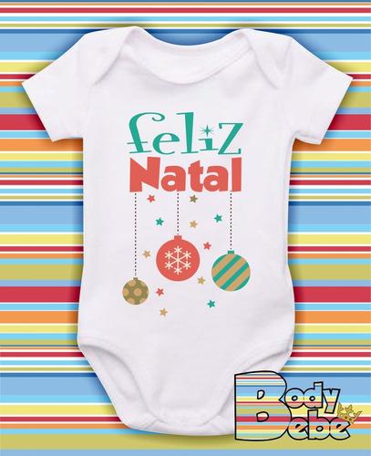 body natal - feliz natal - modelo 12