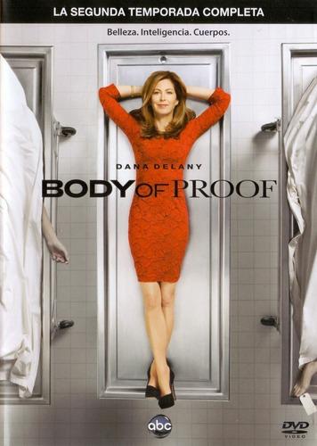 body of proff el cuerpo del delito temporada 2 dos dvd