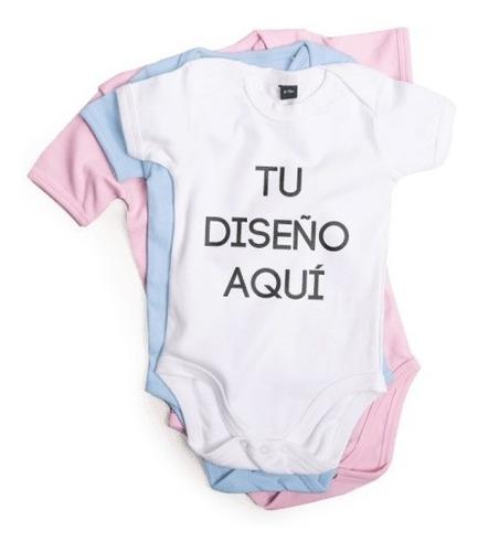 body para bebes personalizados con foto nombre, frase.