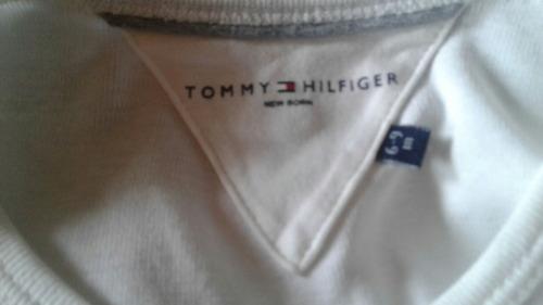 5ce596900 Body Para Bebes Tommy Hilfiger Original Talla De 6 A 9 Meses - Bs ...
