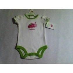 body para niña talla recien nacida