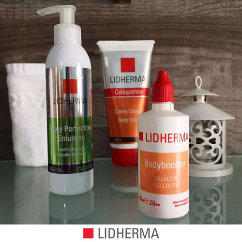 body perfection emulsion reductor 180gr lidherma