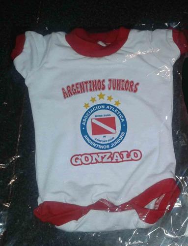 body personalizado argentinos juniors diseños exclusivos