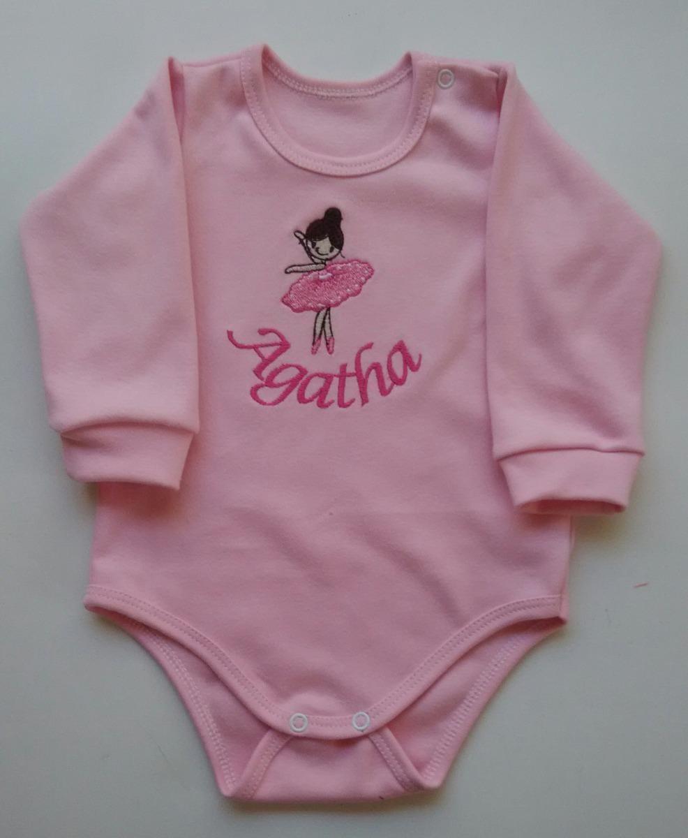 a9611a06d body personalizado roupa de bebê rn a 12 meses lindo menina. Carregando  zoom.