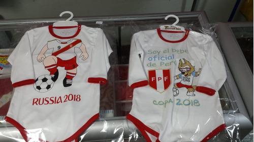 body polo bebe selección peruana. contigo perú!