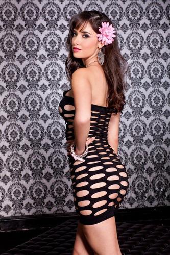 body red lenceria bodie table pole dance mini vestido stripp