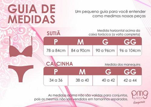 body rendado luxo / pmg