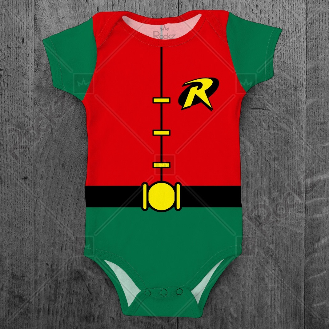 body robin bebê batman super heróis marvel comics geek. Carregando zoom. 5abe33357ea